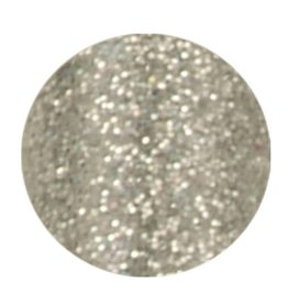 Arrow Nails Glitter dust Holo Silver