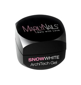 MarilyNails MN ArchiTech-Snow White 3 ml.