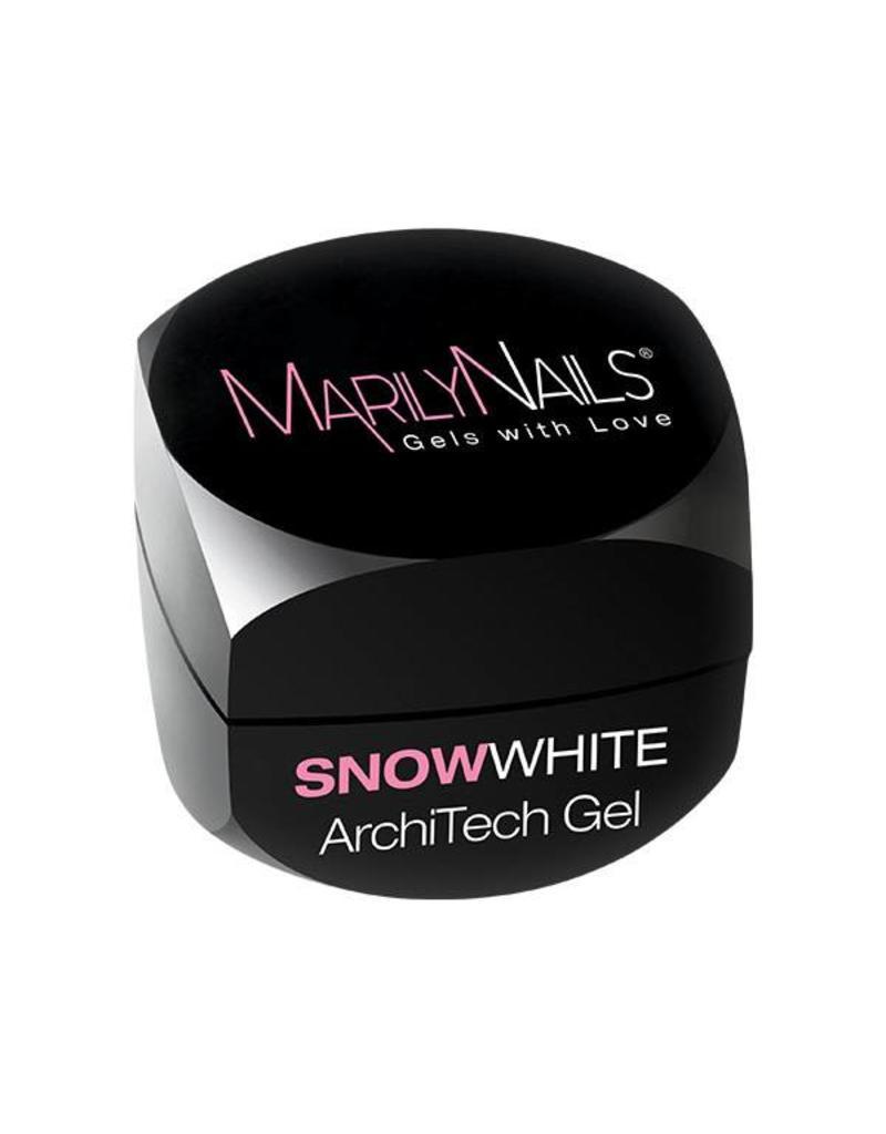 MarilyNails MN ArchiTech-Snow White 3 ml.