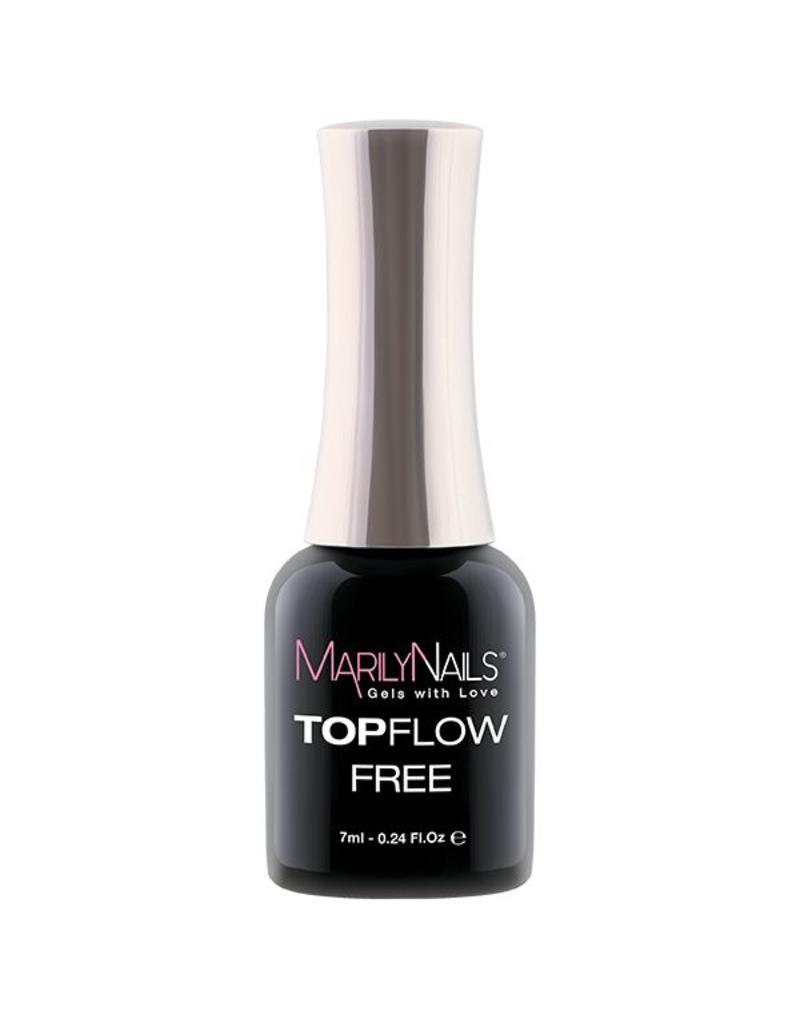 MarilyNails MN Gel Top Flow Free 4 ml.