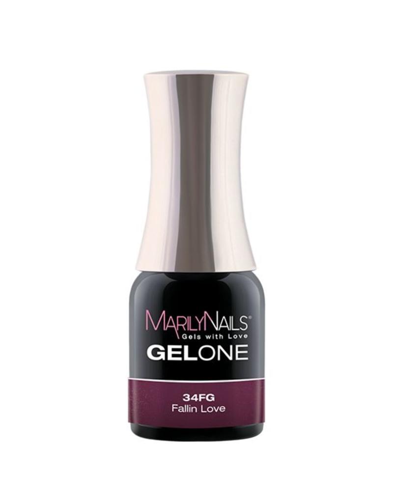 MarilyNails MN GelOne - Fallin Love #34FG