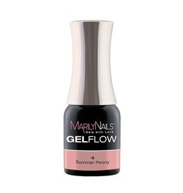 MarilyNails MN GelFlow - Summer Peony #4