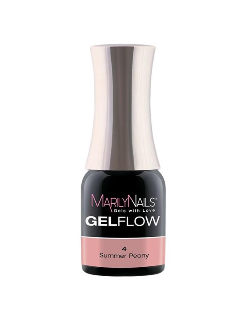 MarilyNails MN GelFlow - Summer Peony #4