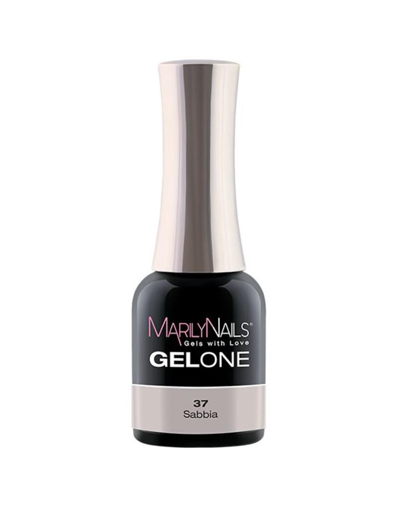 MarilyNails MN GelOne - Sabbia #37