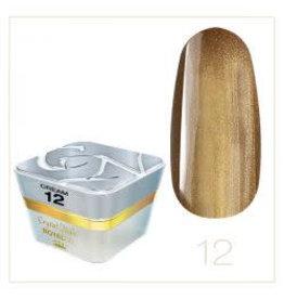 Crystal Nails CN Royal Color Gel 4,5 ml. cream #12