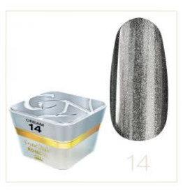 Crystal Nails CN Royal Color Gel 4,5 ml. cream #14