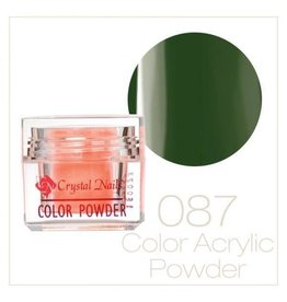 Crystal Nails CN Color Powder 7 gr. # 87