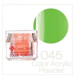 Crystal Nails CN Color Powder 7 gr. # 45