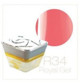 Crystal Nails CN Royal Color Gel 4,5 ml. #34