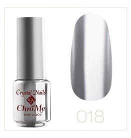 Crystal Nails CN Unique chrome effect #18  4 ml.