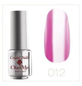Crystal Nails CN Unique chrome effect #12 4 ml.