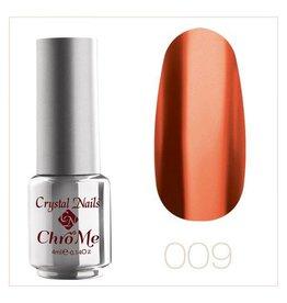 Crystal Nails CN Unique chrome effect #9  4 ml.