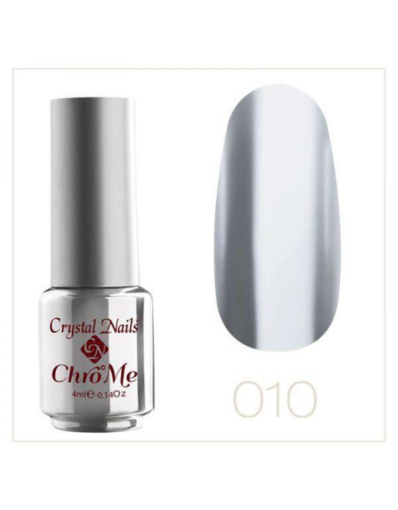 Crystal Nails CN Unique chrome effect  gel 4 ml.  #10
