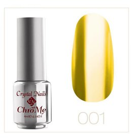 Crystal Nails CN CrystaLac ChroMe  #1 4 ml.