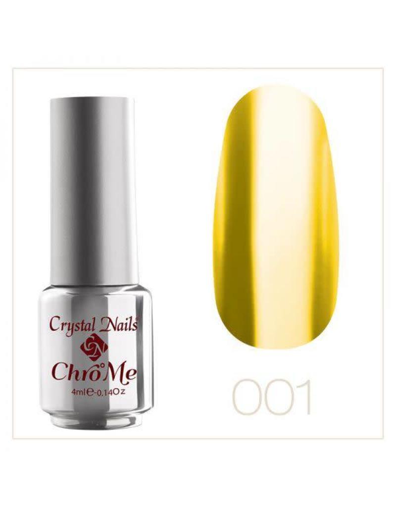 Crystal Nails CN CrystaLac ChroMe  #1 4 ml.