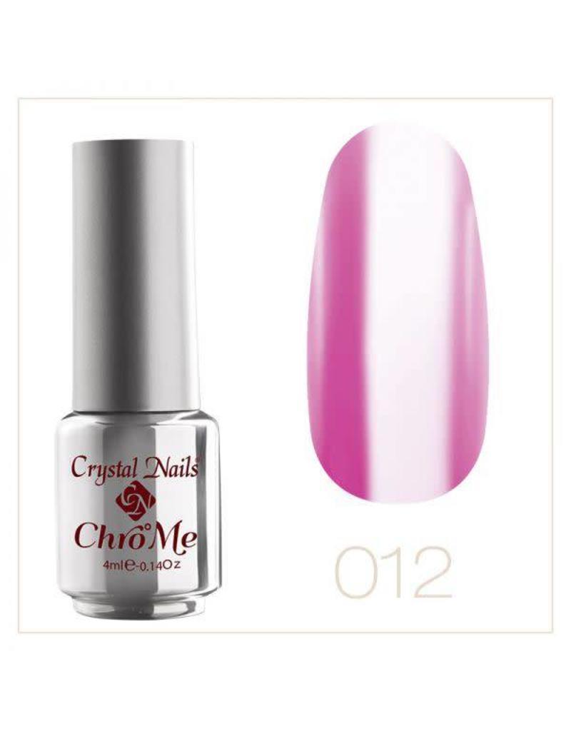 Crystal Nails CN CrystaLac ChroMe  #12 4 ml.