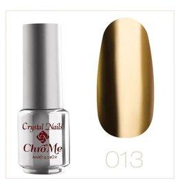 Crystal Nails CN CrystaLac ChroMe  #13  4 ml.