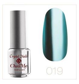 Crystal Nails CN CrystaLac ChroMe  #19  4 ml.