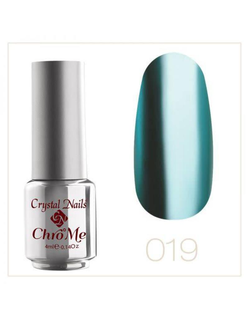 Crystal Nails CN CrystaLac ChroMe  #19  4 ml.