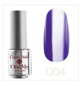 Crystal Nails CN CrystaLac ChroMe  #4  4 ml.