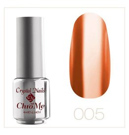 Crystal Nails CN Unique chrome effect #5  4 ml.