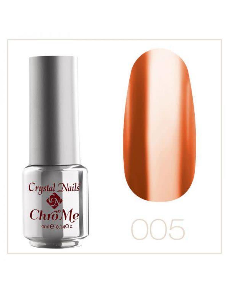 Crystal Nails CN CrystaLac ChroMe  #5  4 ml.