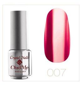 Crystal Nails CN Unique chrome effect #7  4 ml.
