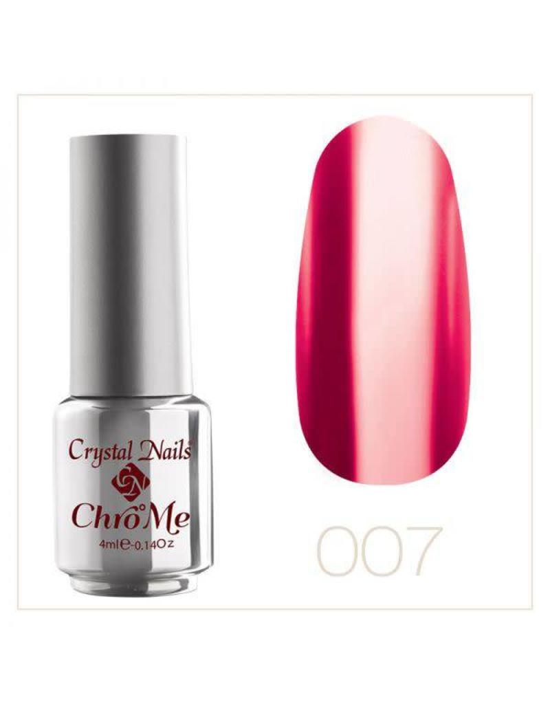 Crystal Nails CN CrystaLac ChroMe  #7  4 ml.