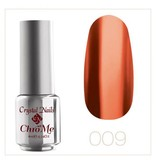 Crystal Nails CN CrystaLac ChroMe  #9  4 ml.