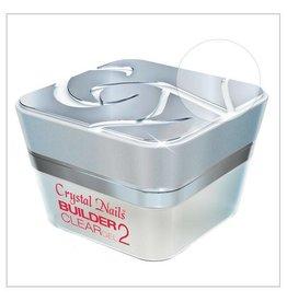 Crystal Nails CN Xtreme Builder gel clear 2 15 ml.