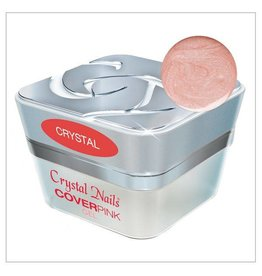 Crystal Nails CN Builder gel Cover pink Crystal 15 ml