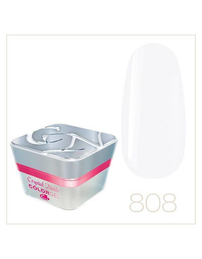 Crystal Nails CN Color gel Xtra hard 808 3 ml.