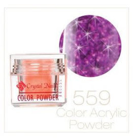 Crystal Nails CN Color Powder 3,5 gr. #559