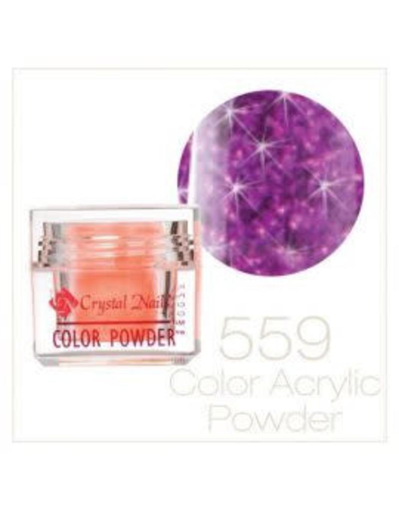 Crystal Nails CN Color Powder 3,5 gr. #559