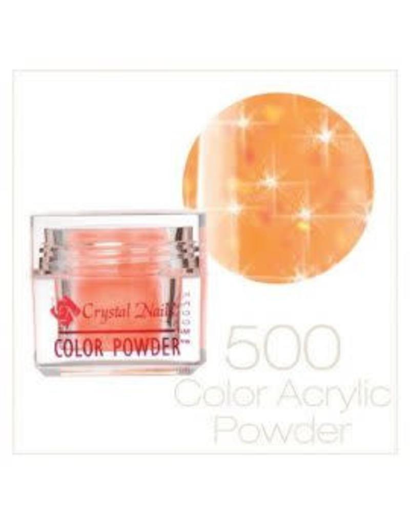 Crystal Nails CN Color Powder 3,5 gr. #500