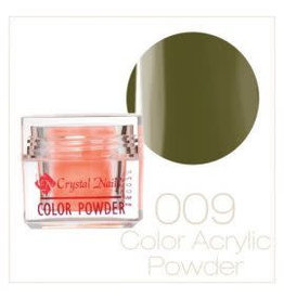Crystal Nails CN Color Powder 3,5 gr. #FD9