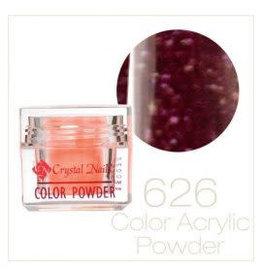 Crystal Nails CN Color Powder 3,5 gr. #626