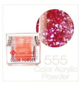 Crystal Nails CN Color Powder 3,5 gr. #555
