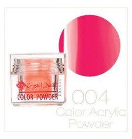 Crystal Nails CN Color Powder 3,5 gr. #FD4