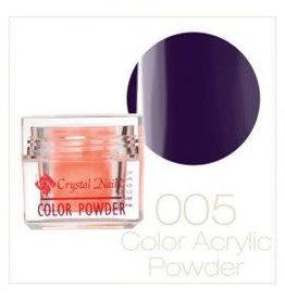 Crystal Nails CN Color Powder 3,5 gr. #FD5