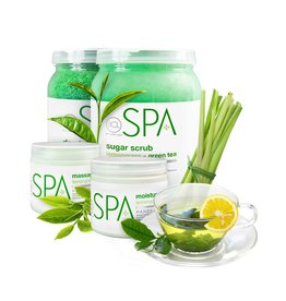 BCL Spa BCL Spa Sugar scrub Lemon Grass & Green Tea