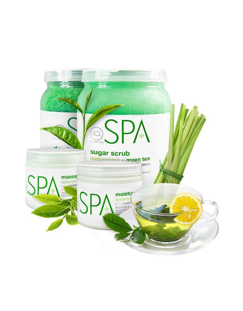 BCL Spa BCL Spa Sugar scrub Lemon Grass & Green Tea