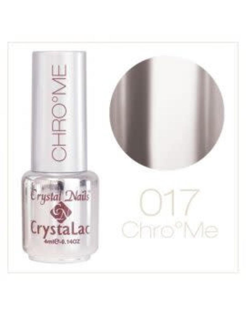 Crystal Nails CN CrystaLac ChroMe  #17  4 ml.