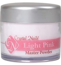 Crystal Nails CN Master Powder 100 gr. Light Pink