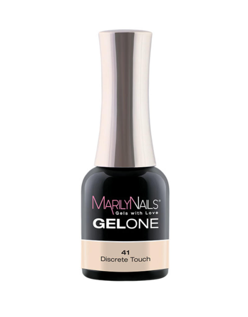 MarilyNails MN GelOne - Discrete touch #41