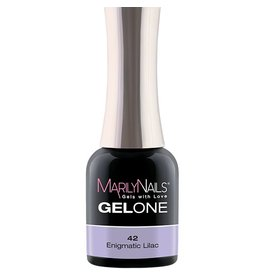 MarilyNails MN GelOne - Enigmatic Lilac #42