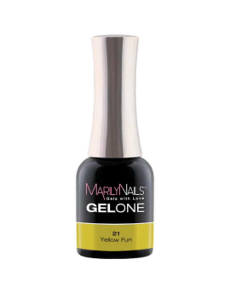 MarilyNails MN GelOne - Yellow Fun #21