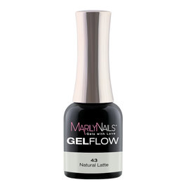 MarilyNails MN GelFlow -  Nature Latte #43