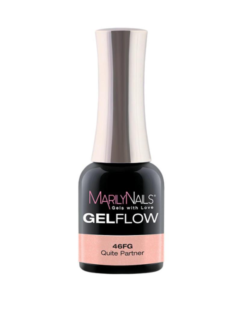 MarilyNails MN GelFlow - Quite Partner #46FG