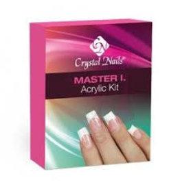 Crystal Nails CN Master 1 acrylic kit